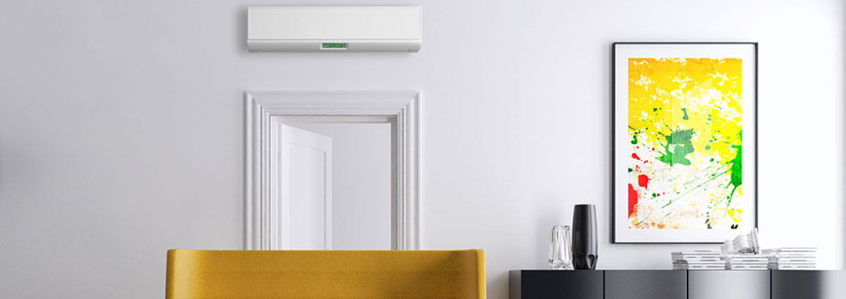 Mini Split Heat Pumps are incredibly efficient heating and cooling systems!