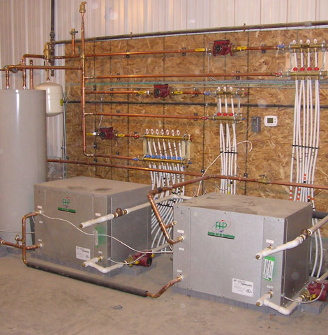 Florida Heat Pump installation